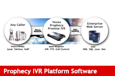 Prophecy IVR Platform Software