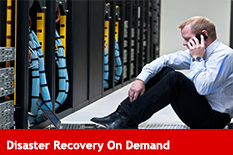 Disaster Recovery On Demand