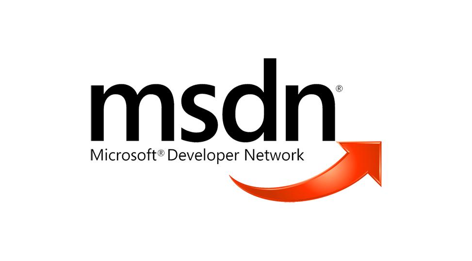 MSDN Software Development Logo