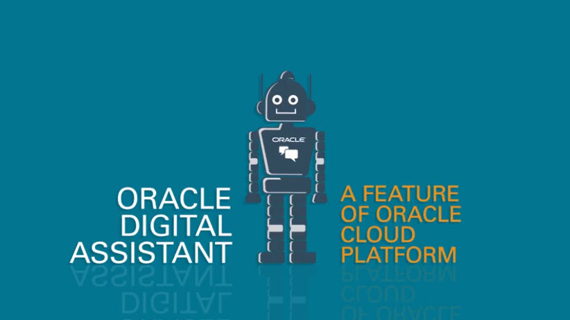 Oracle Digital Assistant with Artificial Intelligence